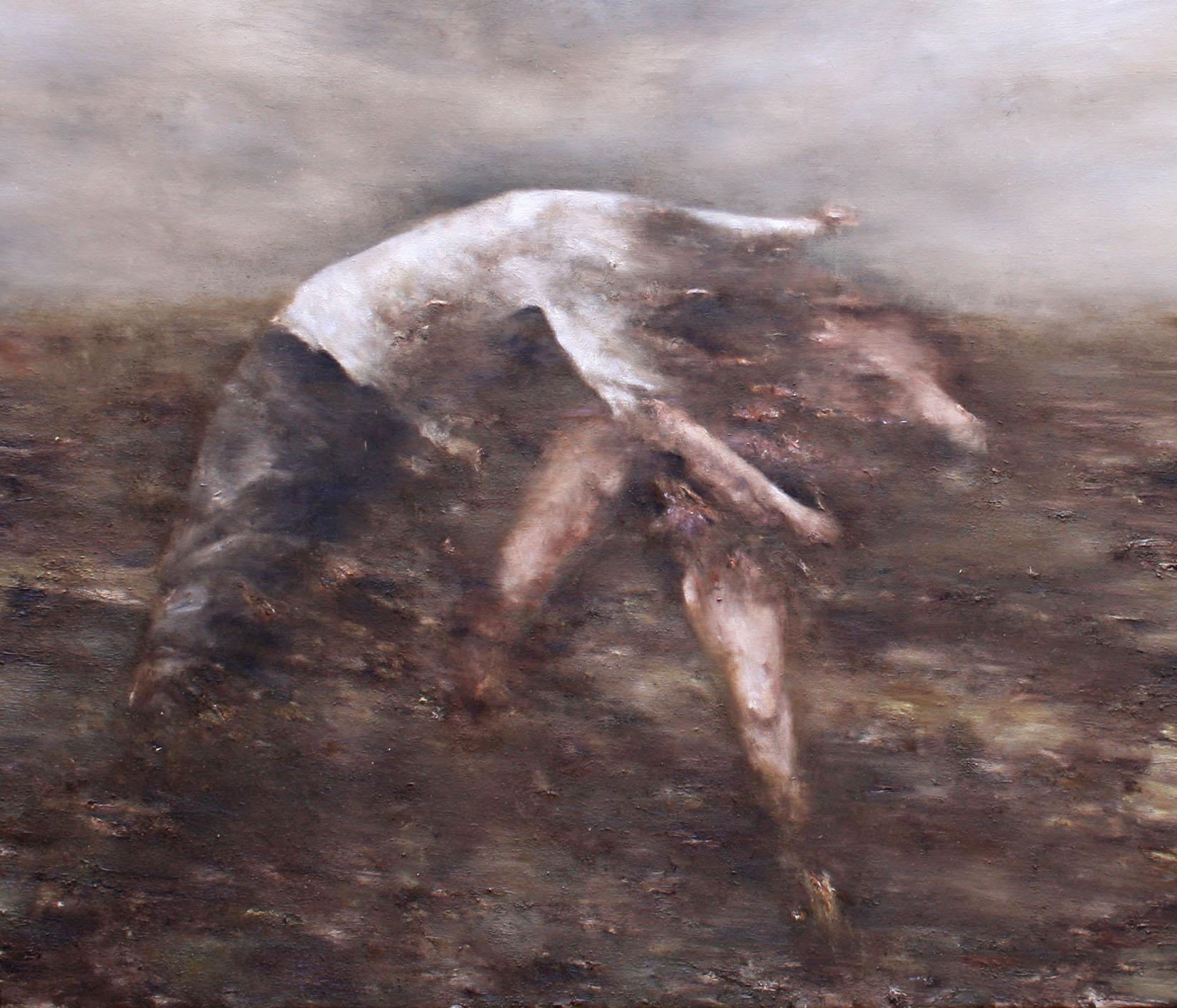 10 Sans titre 2015 huile sur toile 120x140cm_Frantz_Metzger